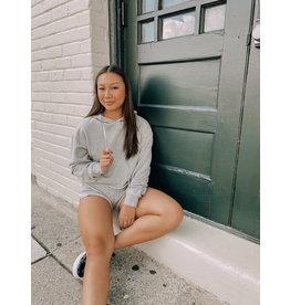 Sadie Cropped Sweatshirt