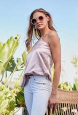 Delicate China One Shoulder Top