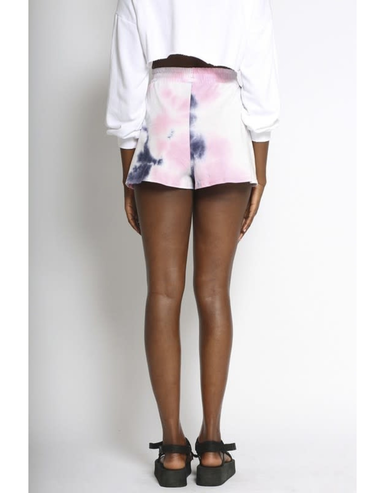 I Want Candy Tie Dye Shorts