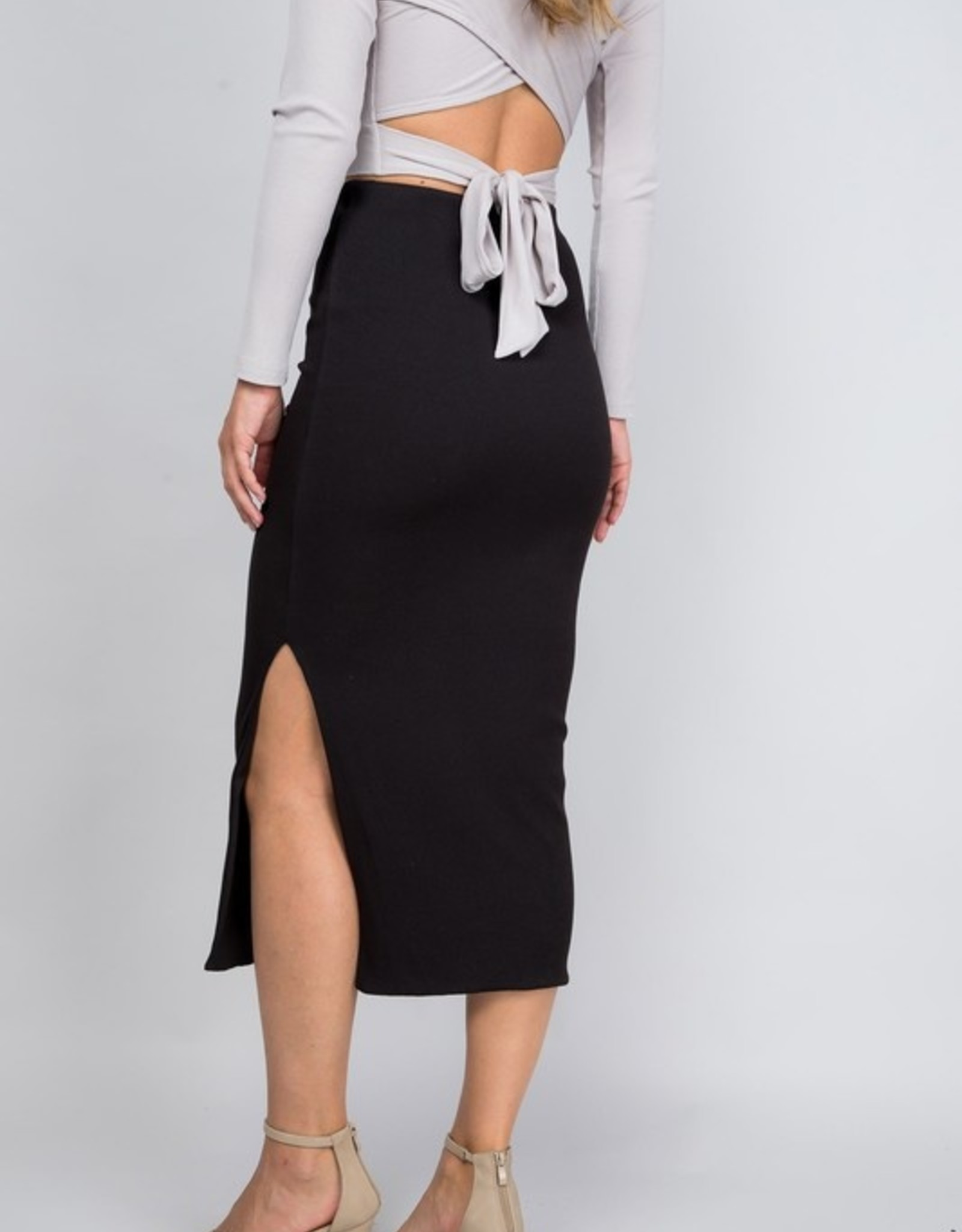 Pencil Me In Skirt