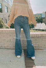 Kellie Wide Flare Jeans
