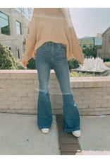 Kellie Wide Flare Jeans