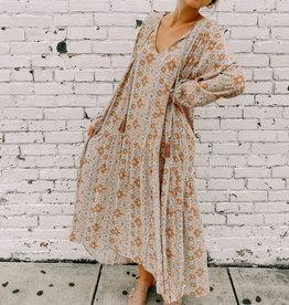 Desert Wind Maxi Dress