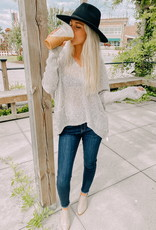 Easy Way Out Pocket Sweater