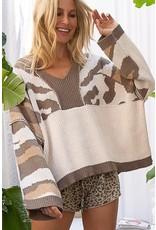 Cosmos Cozy Sweater