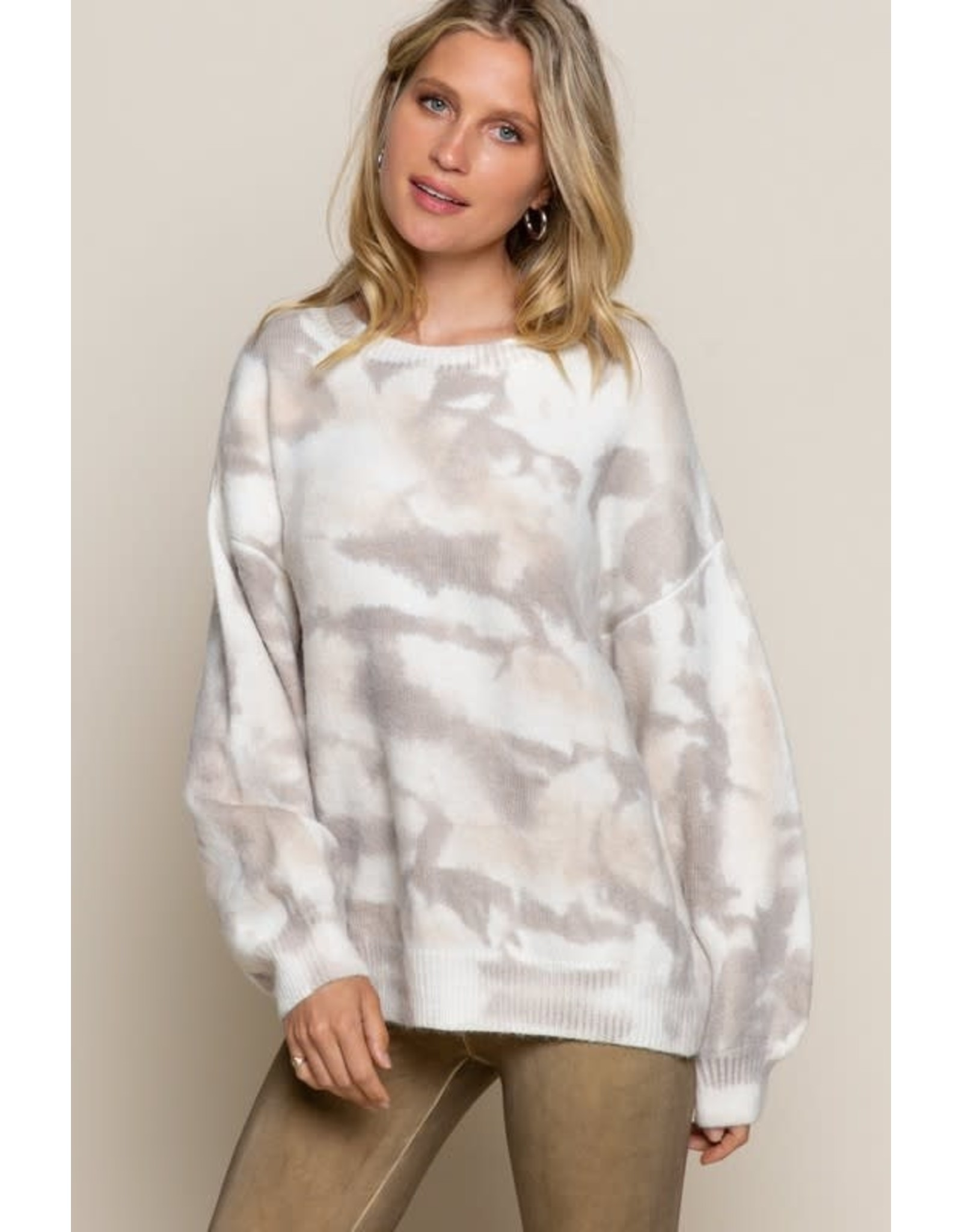 Mixed Personalities Sweater
