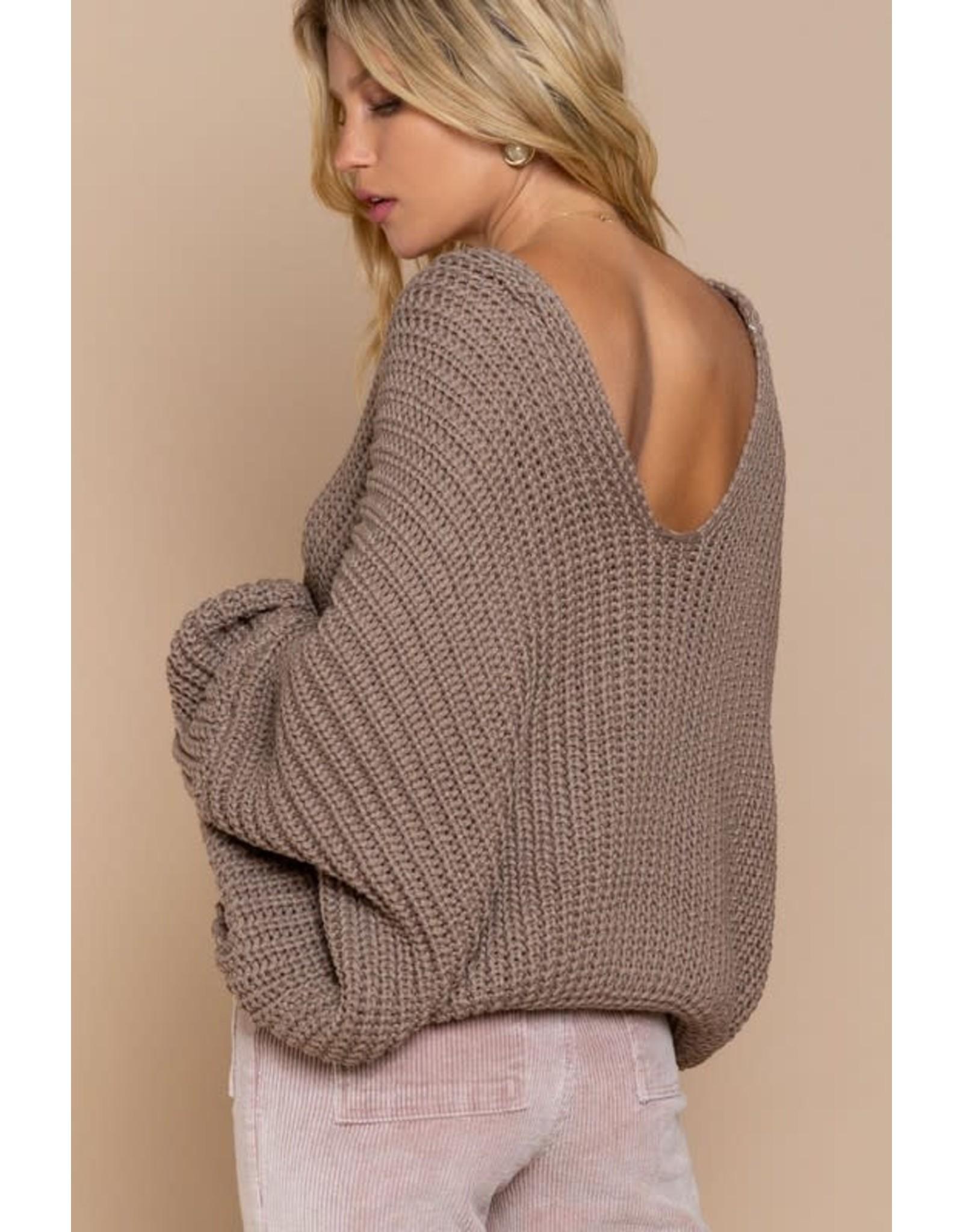 Somethin' Sweet  Sweater