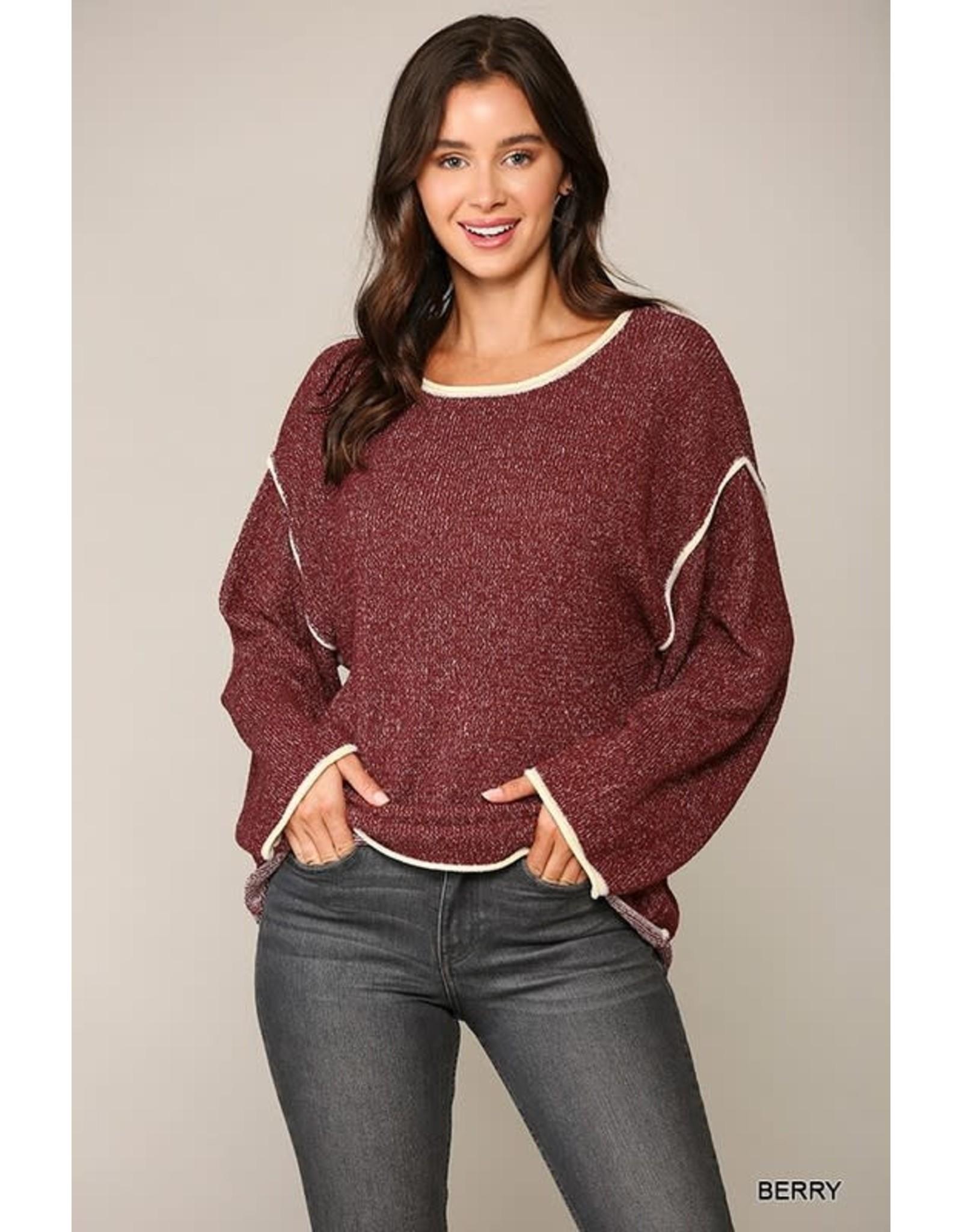Harvest Season Sweater