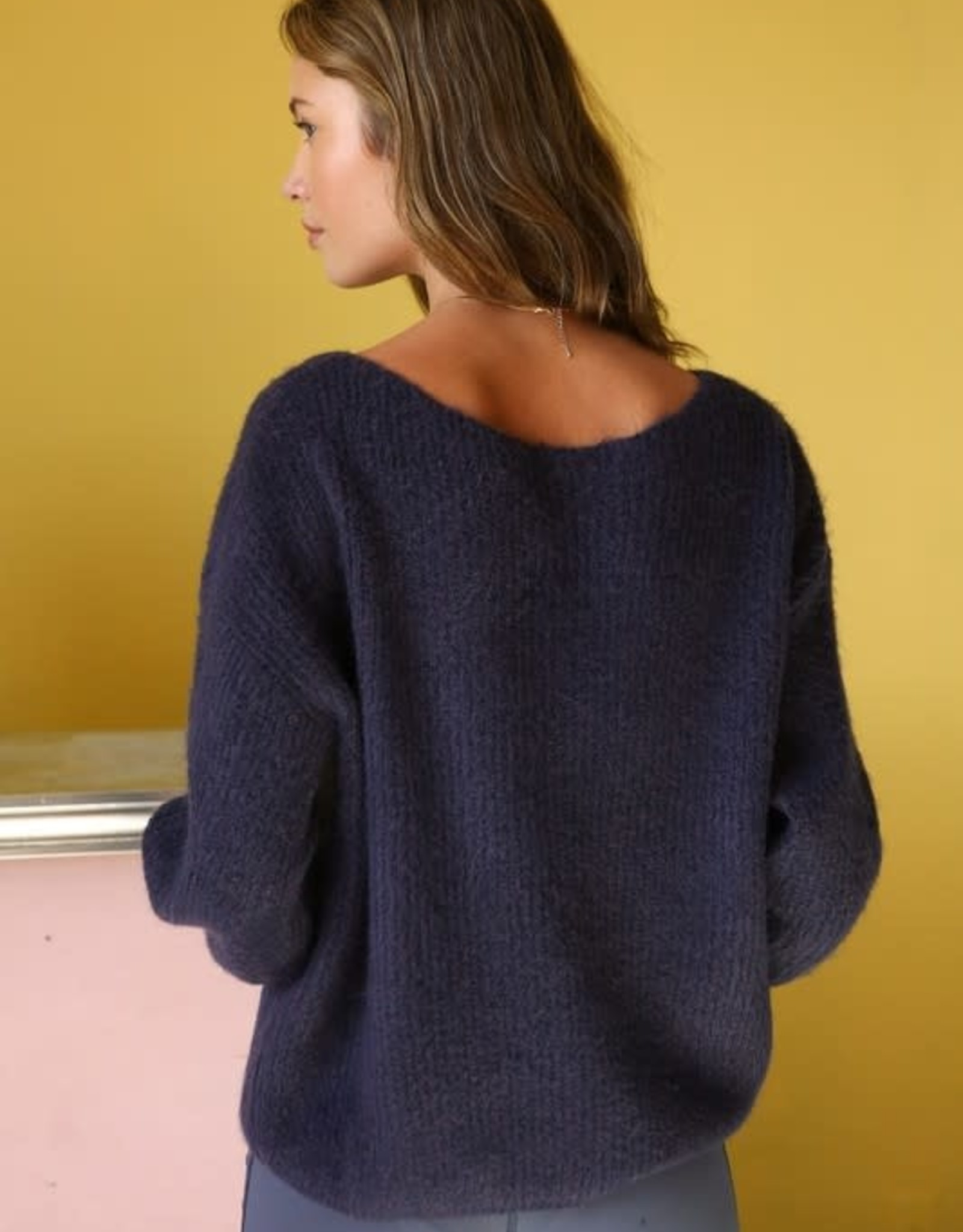 Keep Trying Sweater