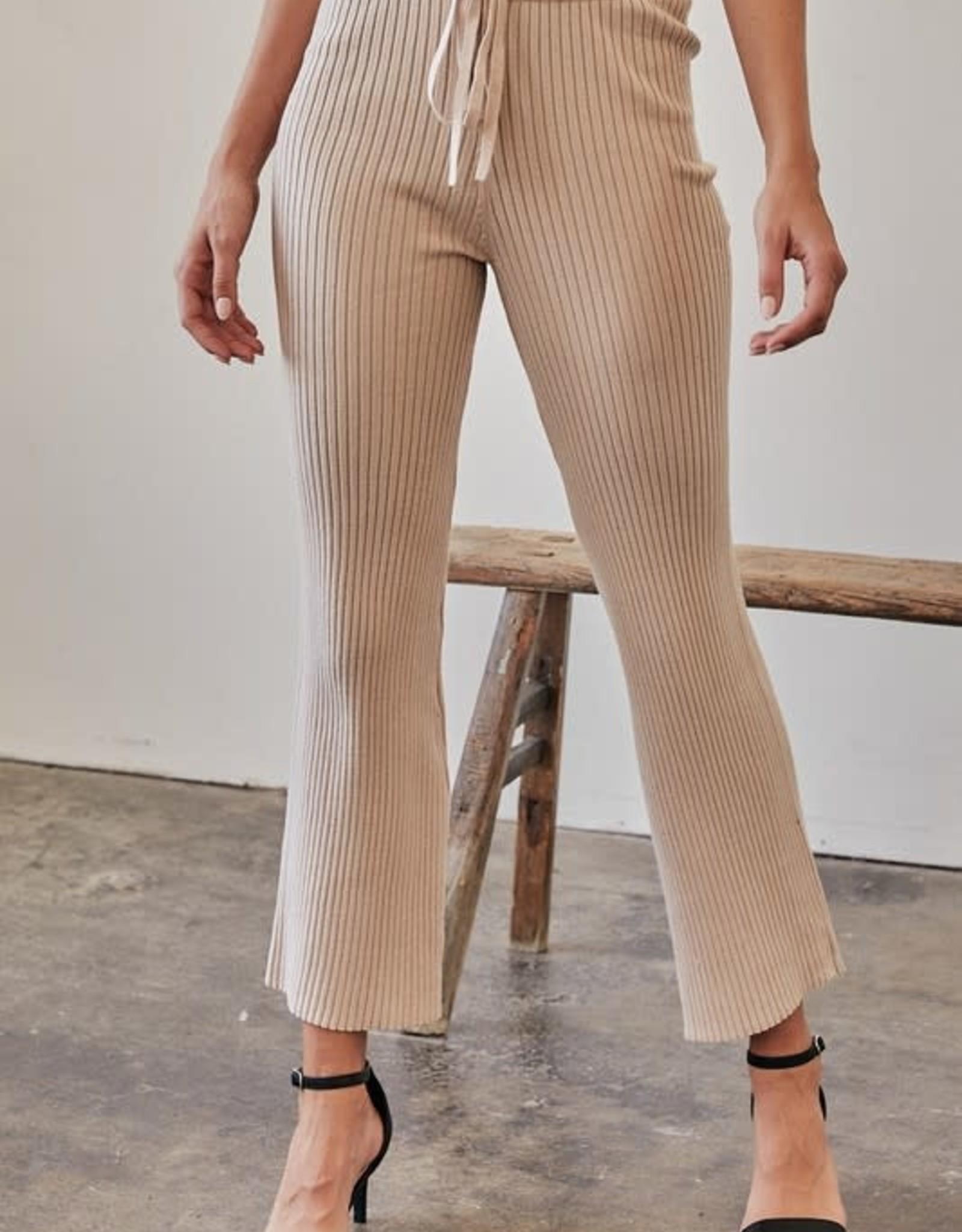 Kara Ribbed Pants