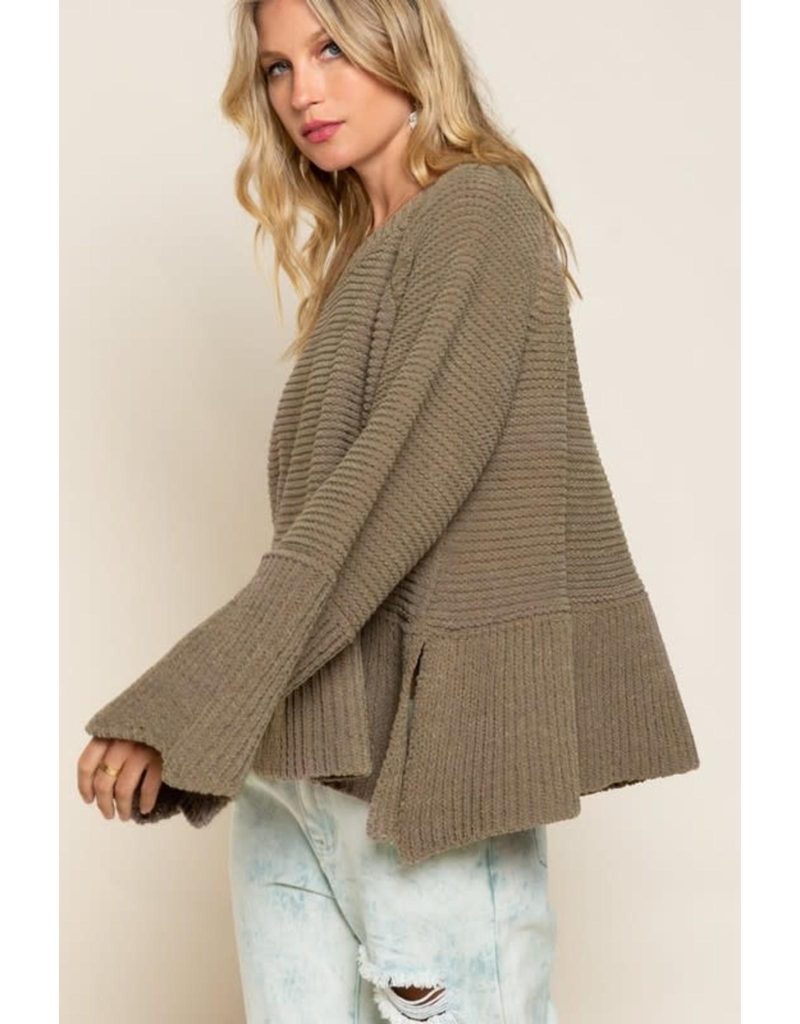 Mountain Cabin Nights Sweater