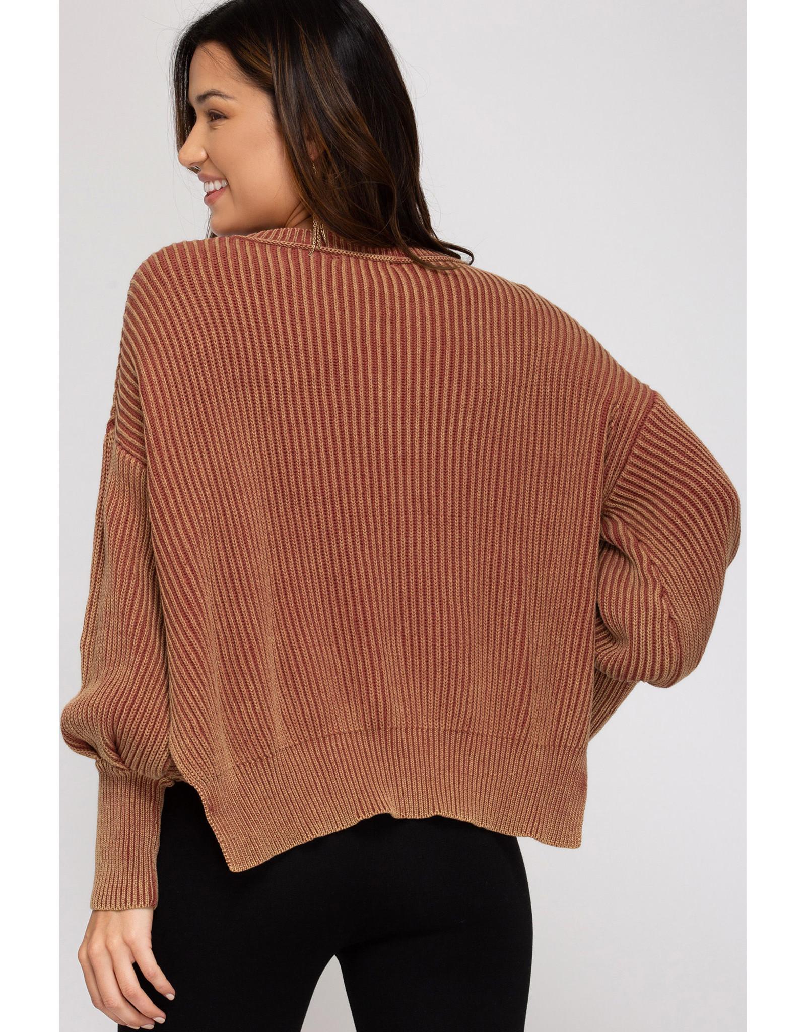 Sunday Stroll  Sweater