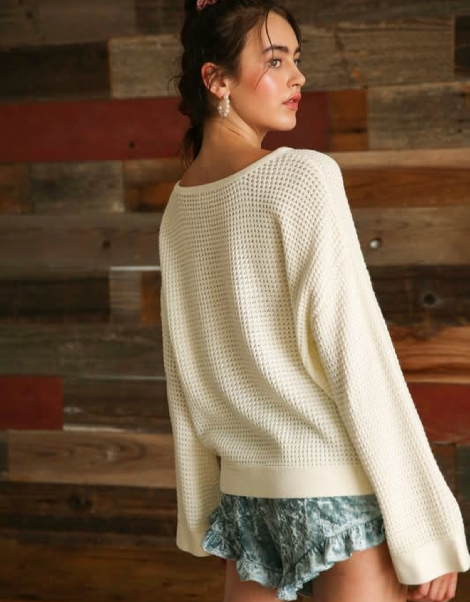 Round The Fire Sweater