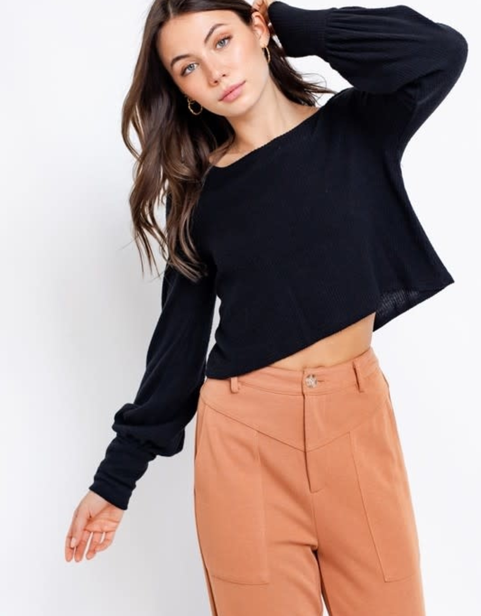 Go With The Flow Top