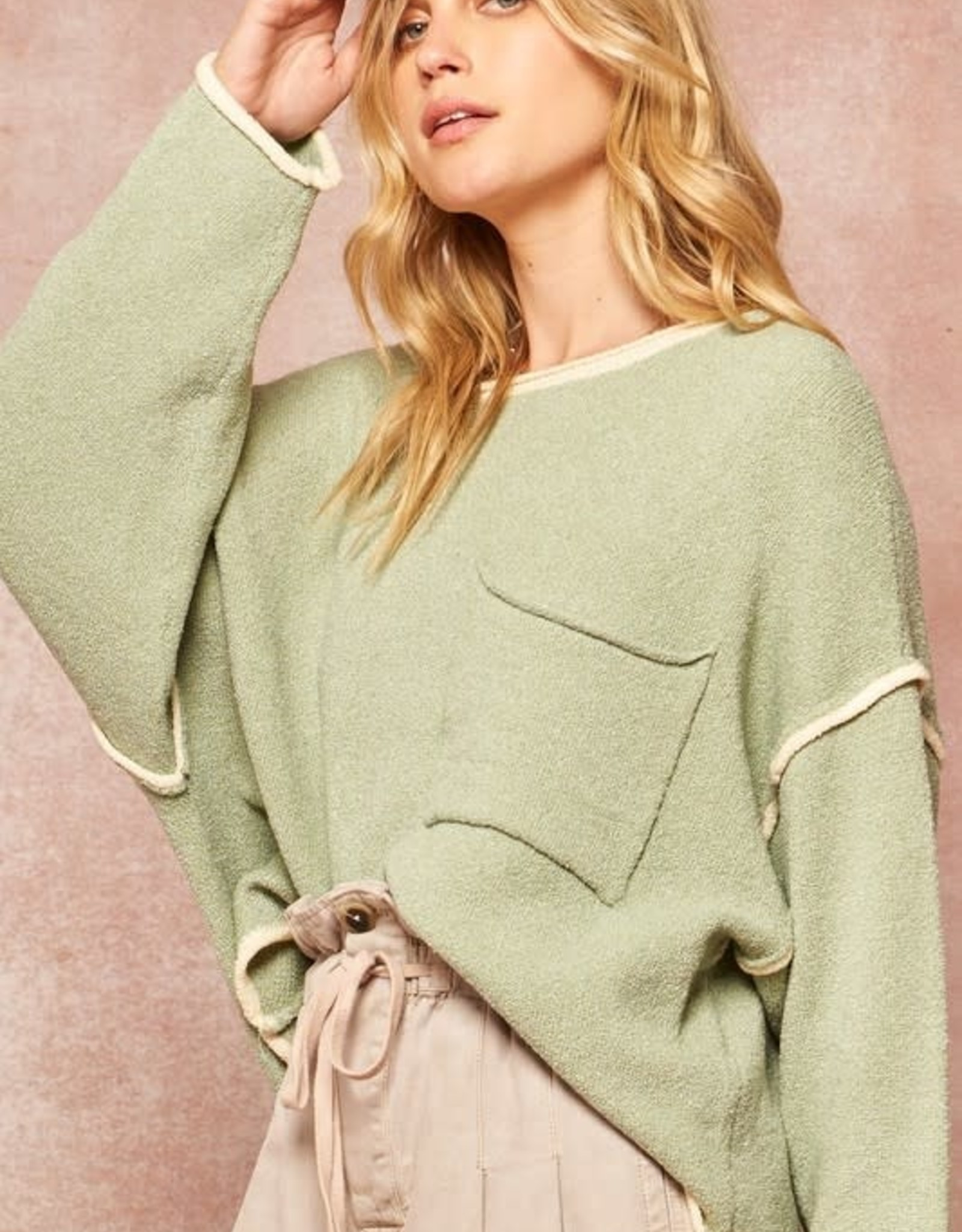 In The Moment Sweater