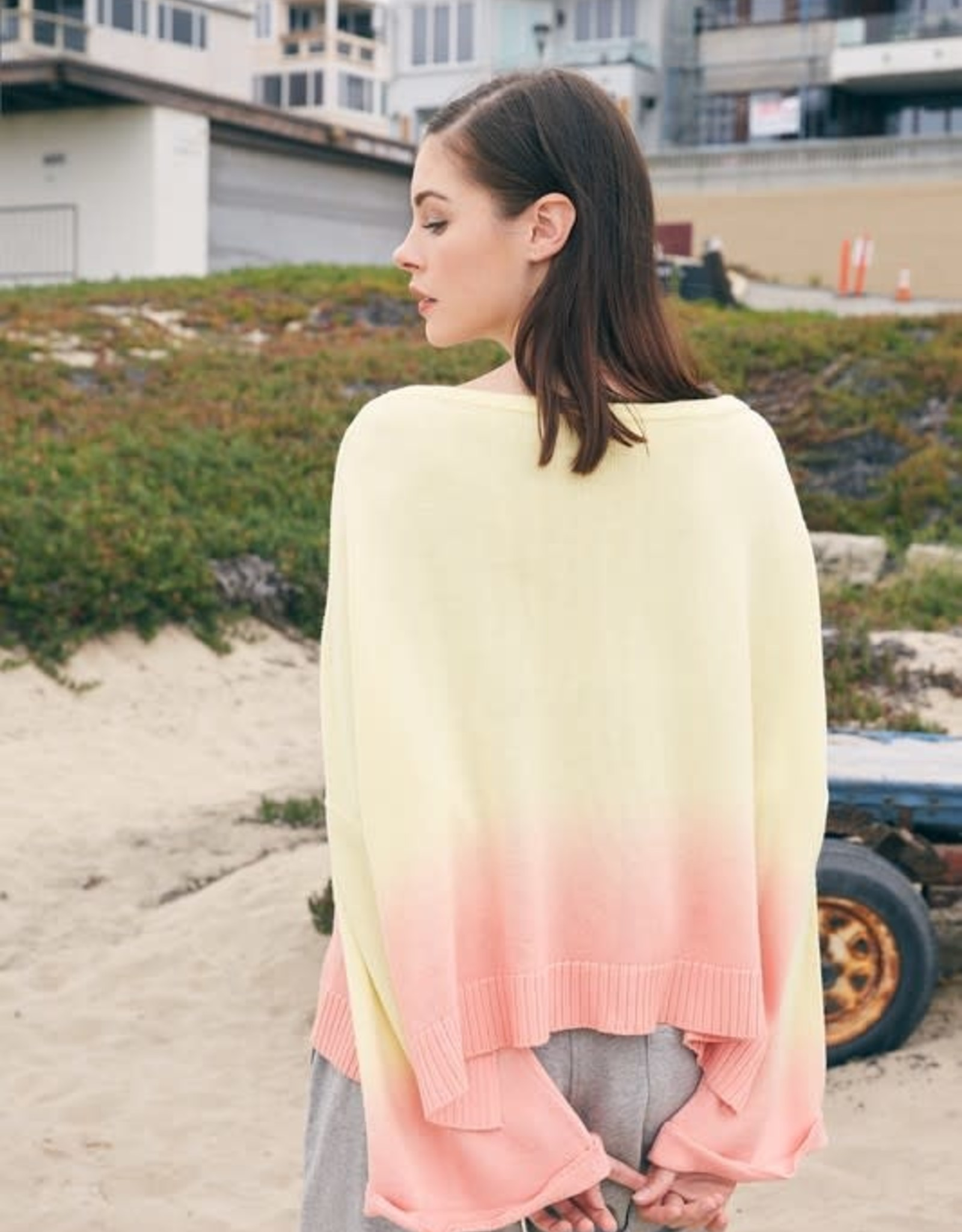 Strawberry Lemonade Sweater