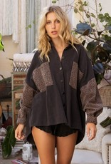 Wild At Heart Button Up
