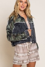 Stop and Stare Camo Jacket