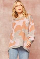 Ink Blot Sweater
