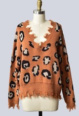 Into the Jungle Sweater