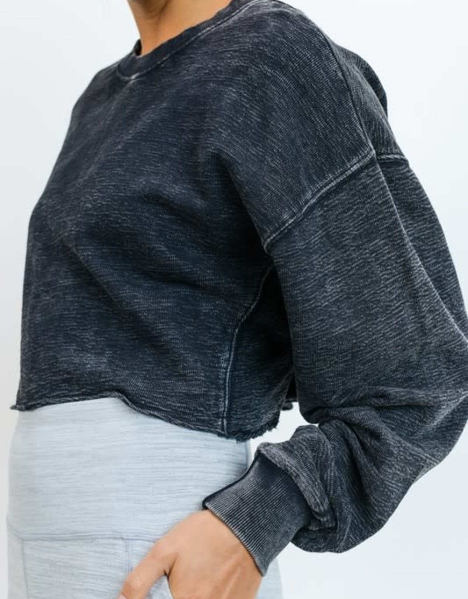 The Boxer Within Sweatshirt