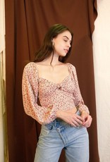 Floral Basket Top