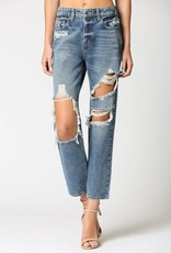 Bailey High Waist Bf Jean