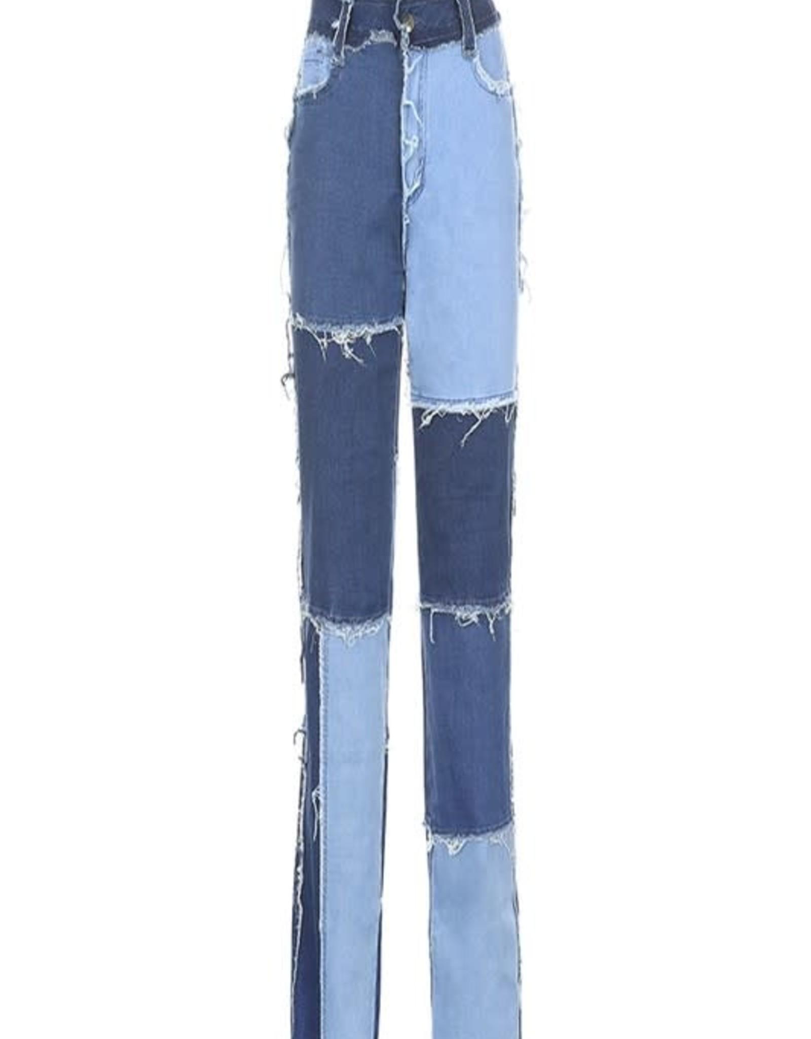 Hippie Stitch  Jeans
