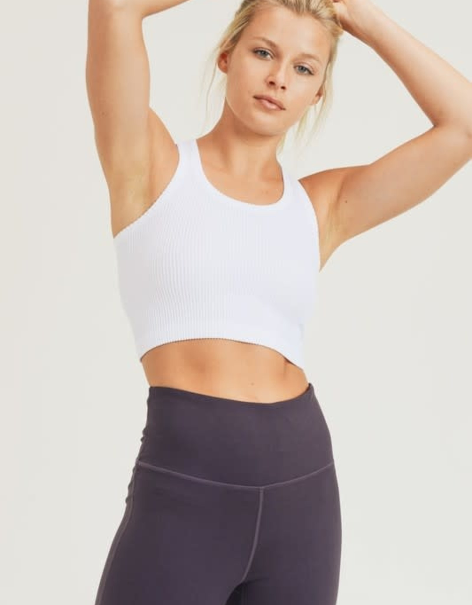 The Essential Racer Back Top
