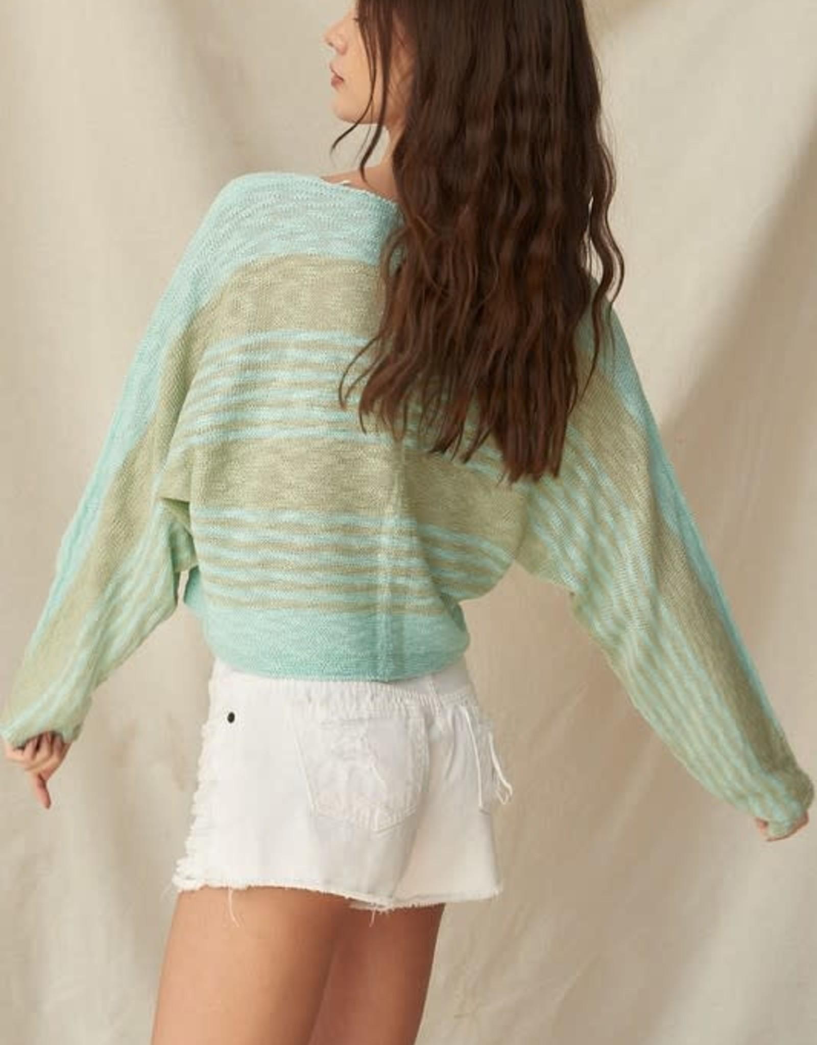 Seaside Knit Sweater