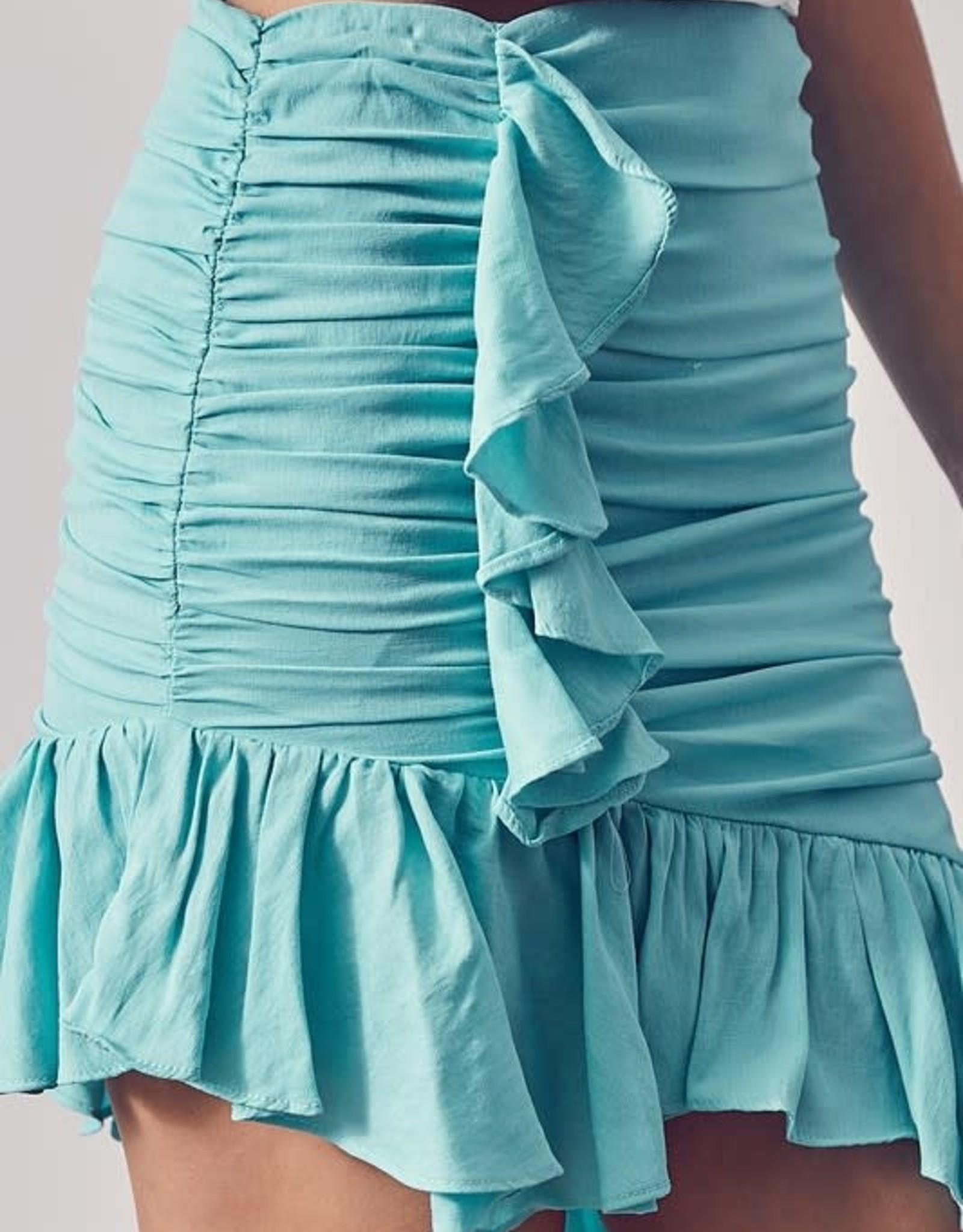 Mitzy Mini Skirt