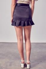 Alyssa Ruched Skirt