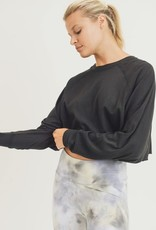 Nelly Cropped Tee
