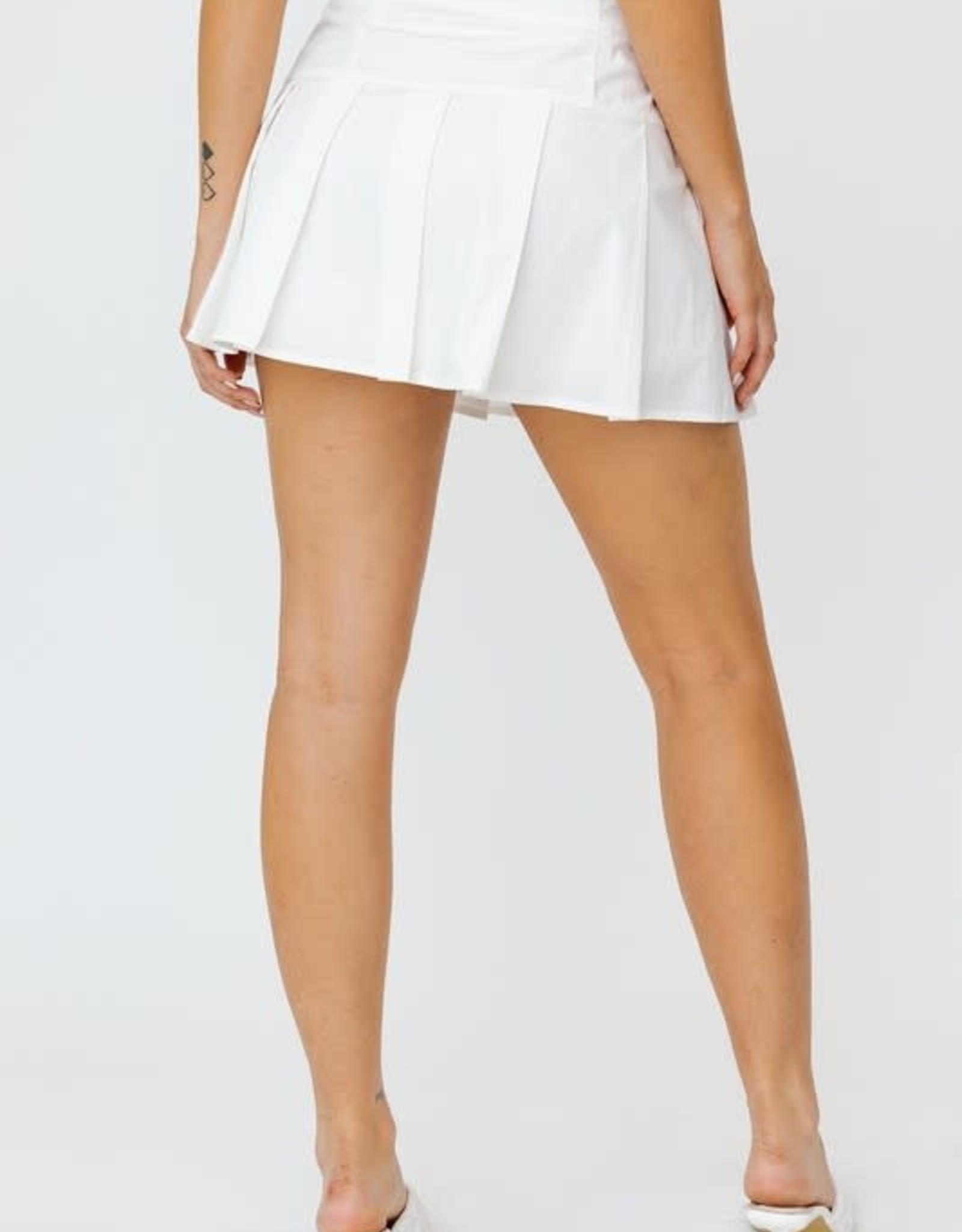 Court Side Skirt