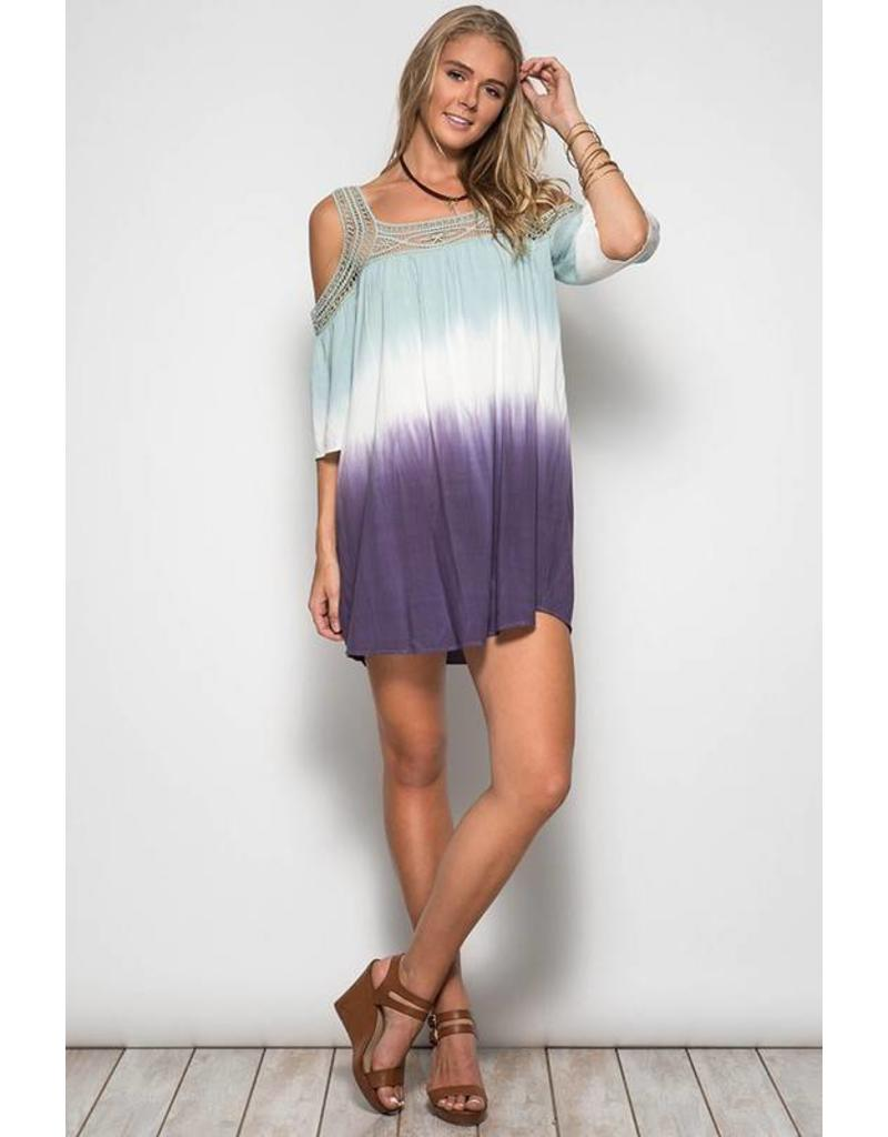 Ombre Gameday Dress