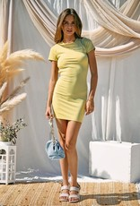Hint Of Lime Dress
