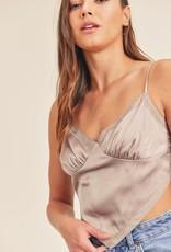 Simone Silk Top