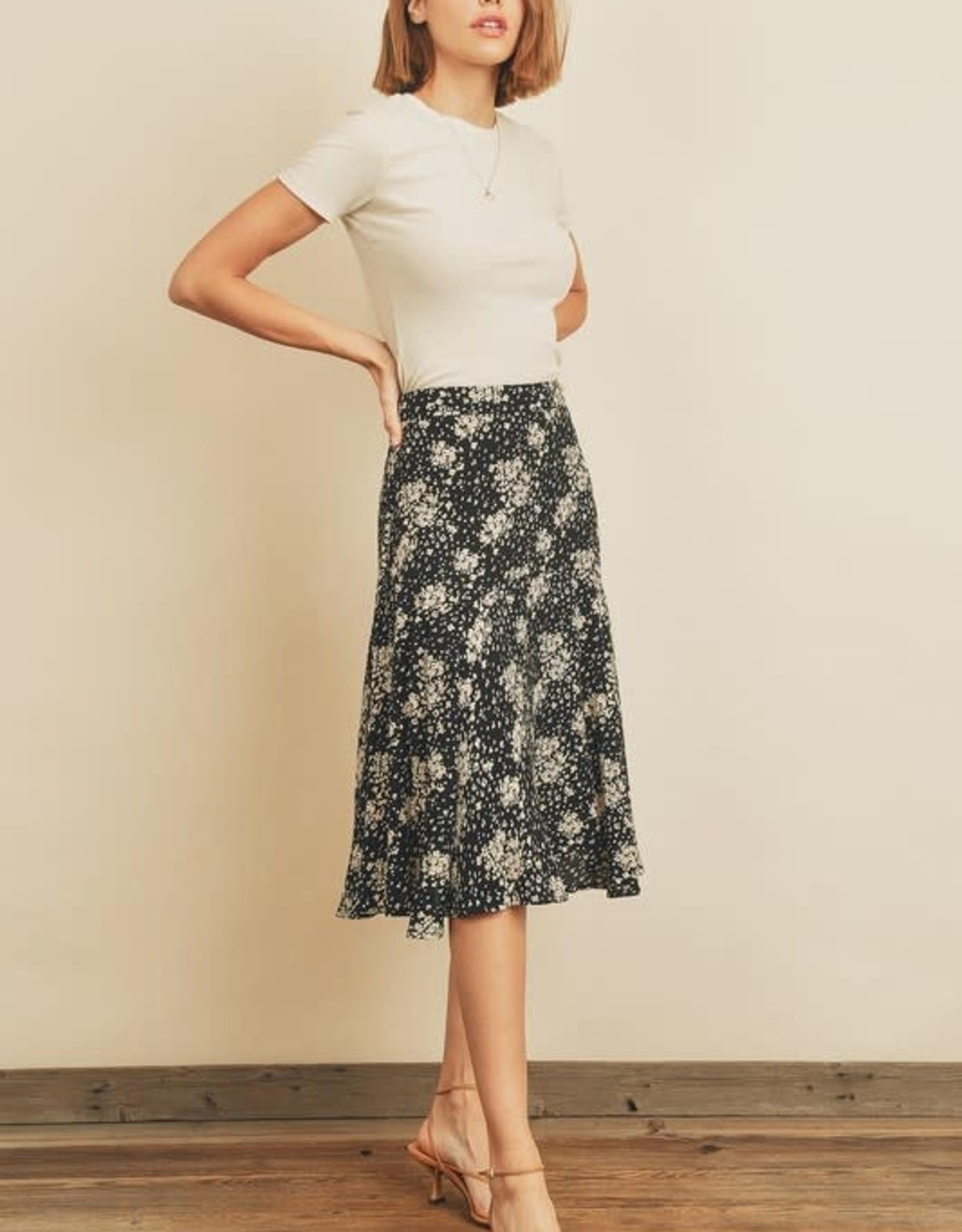 Harriette Midi Skirt