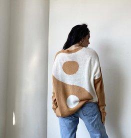Yin & Yang Sweater