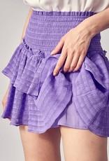 No Quarter Mini Skirt