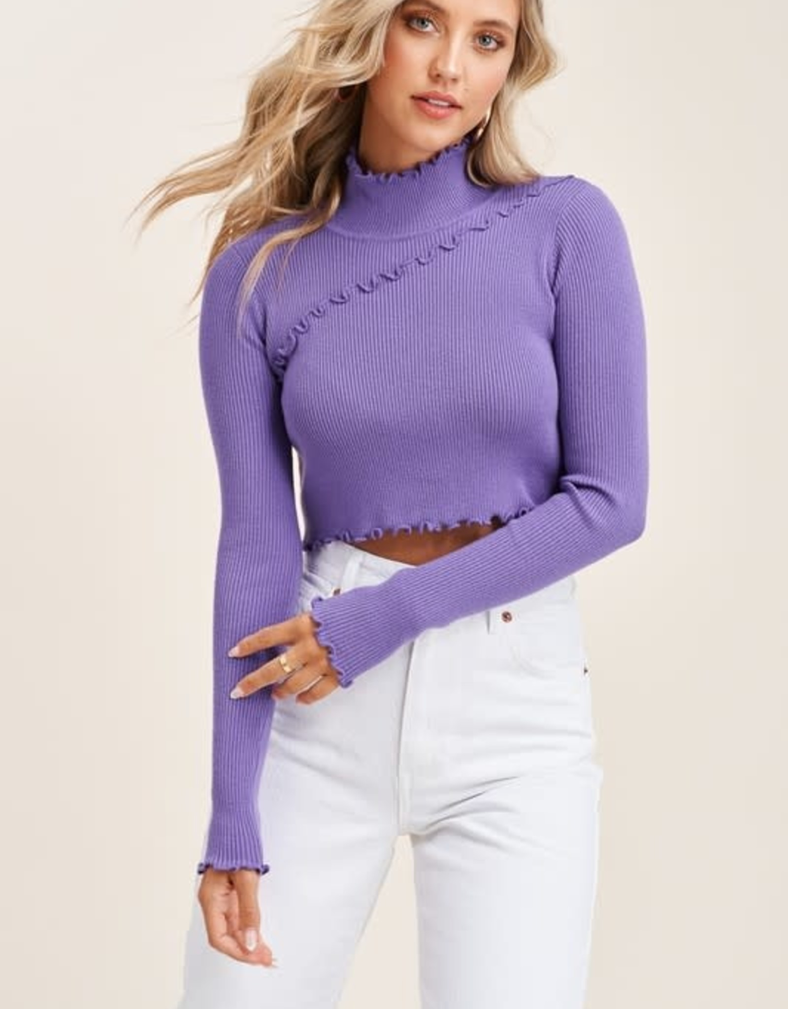 Purple Heart Top
