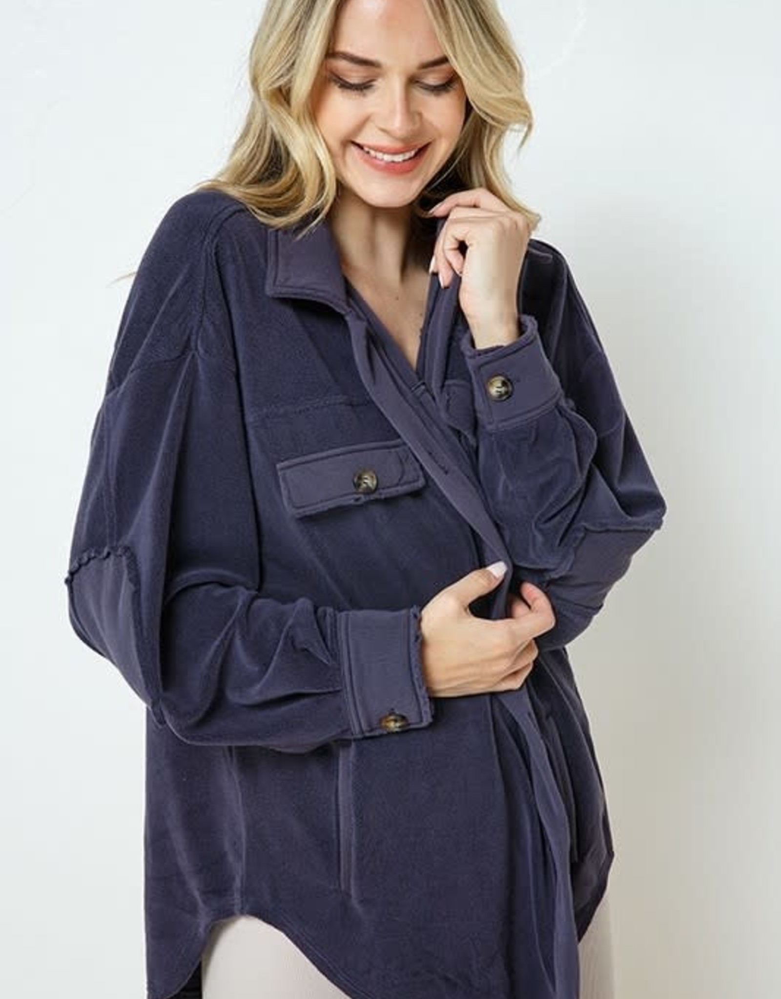 Cozy Up Fleece Jacket