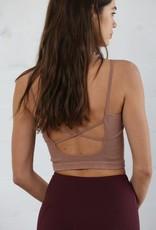 Clara Seamless Back X Top