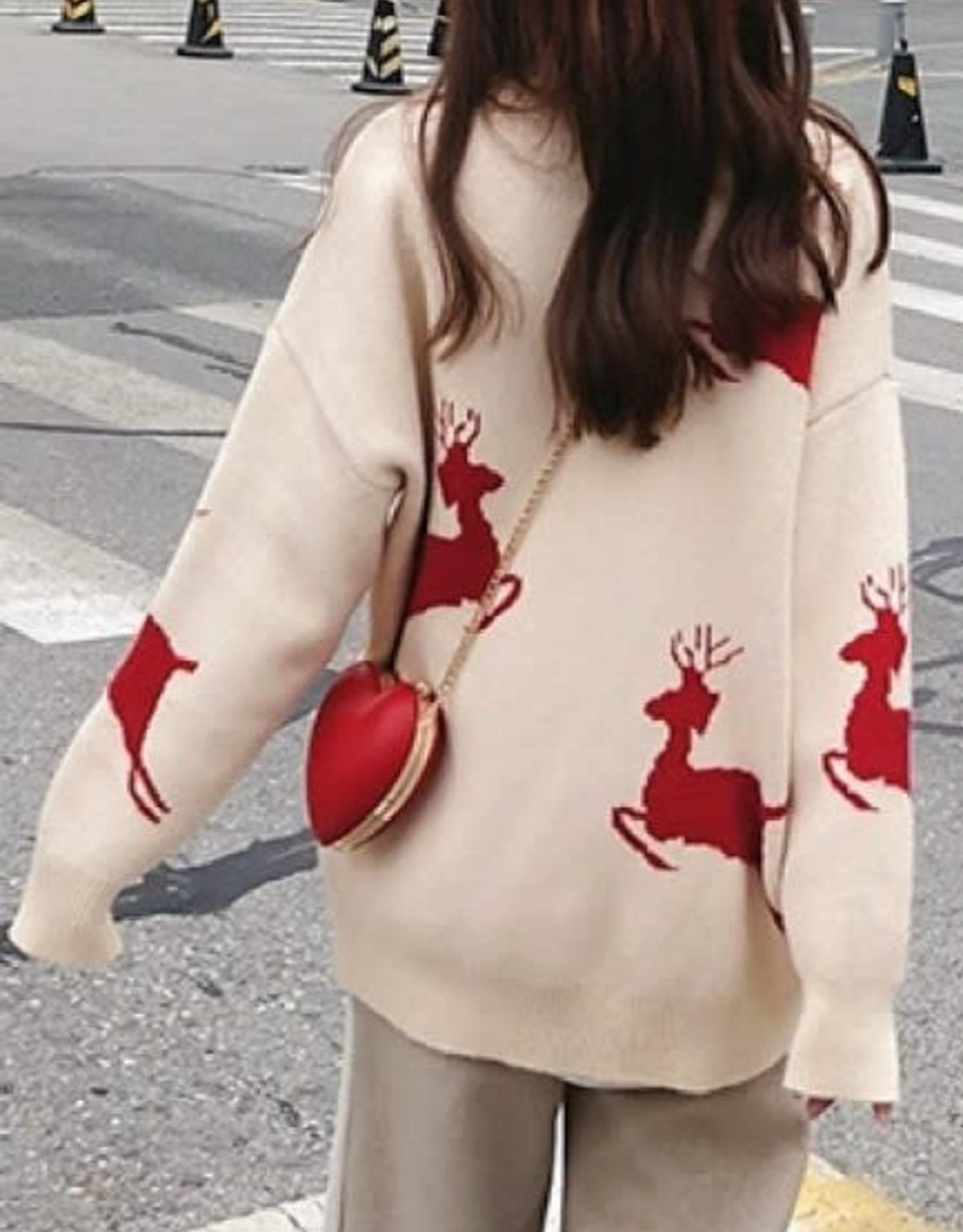 Prancer Sweater