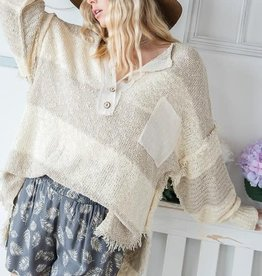Toffee Nut Sweater