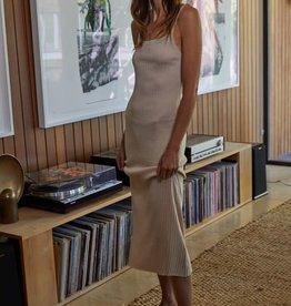 Slader Midi Dress