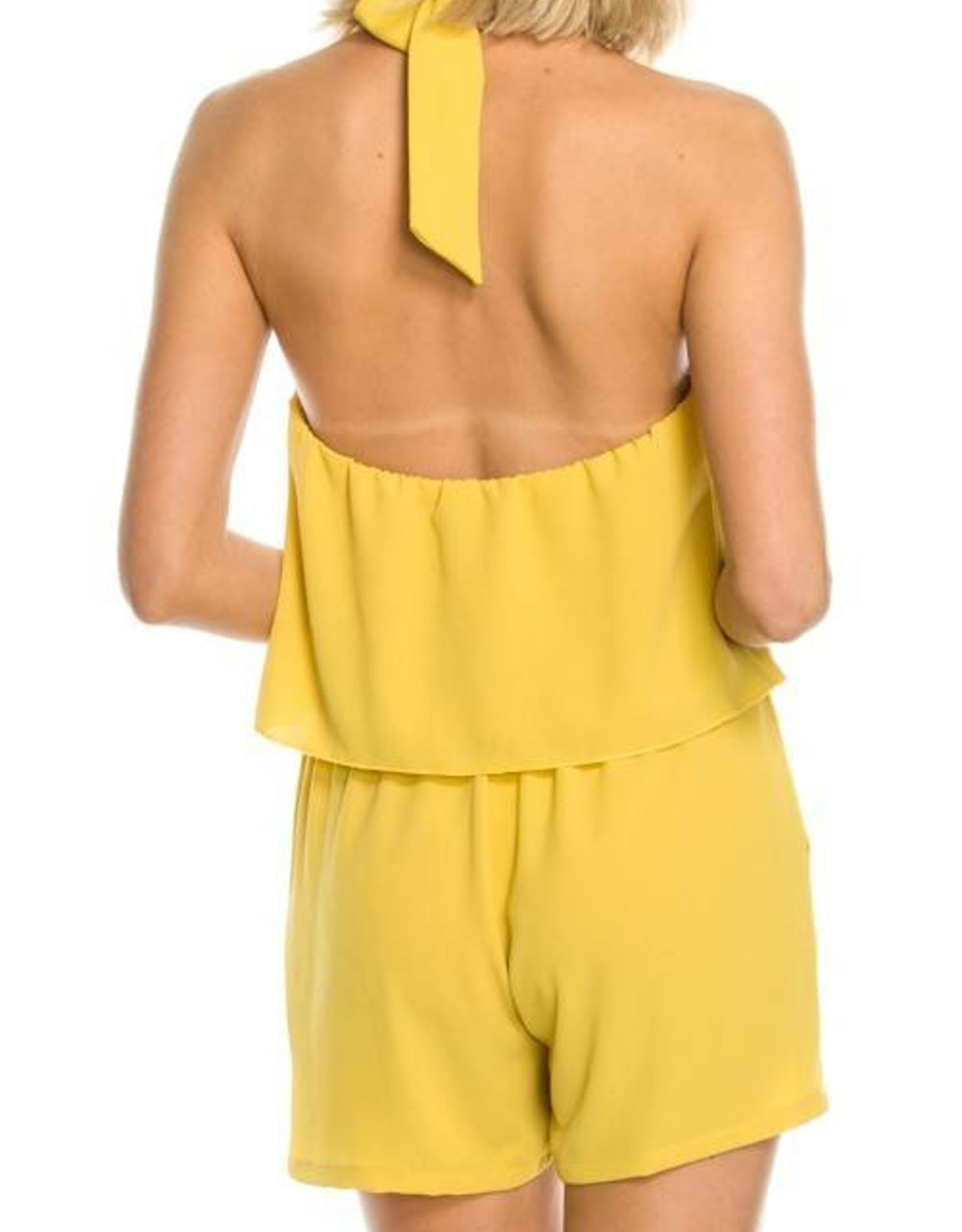 Cheery Game Day Romper