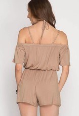Just the 2 of Us Romper