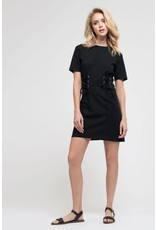 Adaira Lace Up Dress