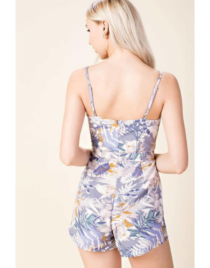 Ready to Vacay Romper